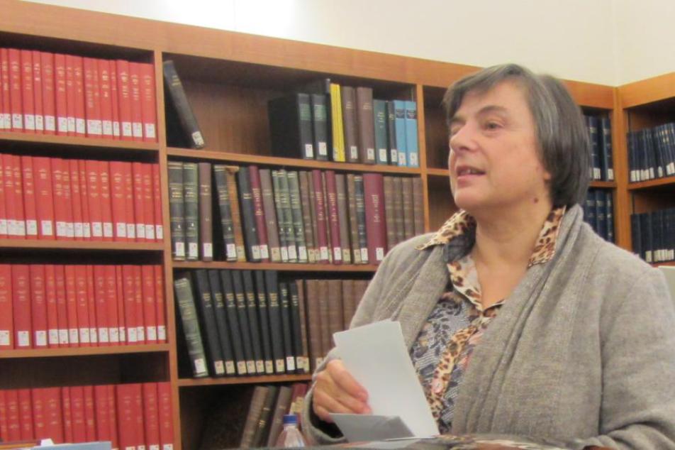 Präsidentin Prof. Dr. Claudia Märtl.