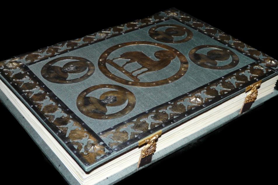 Perikopenbuch Heinrichs II., 11. Jhdt. Fotos: MGH/Rommel
